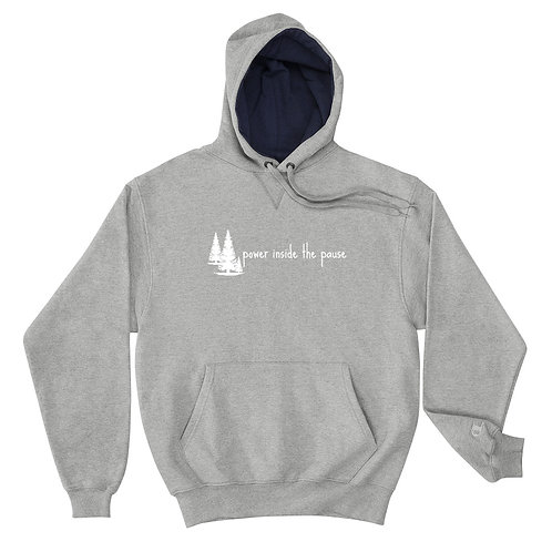 Champion Hoodie - Power Inside The Pause