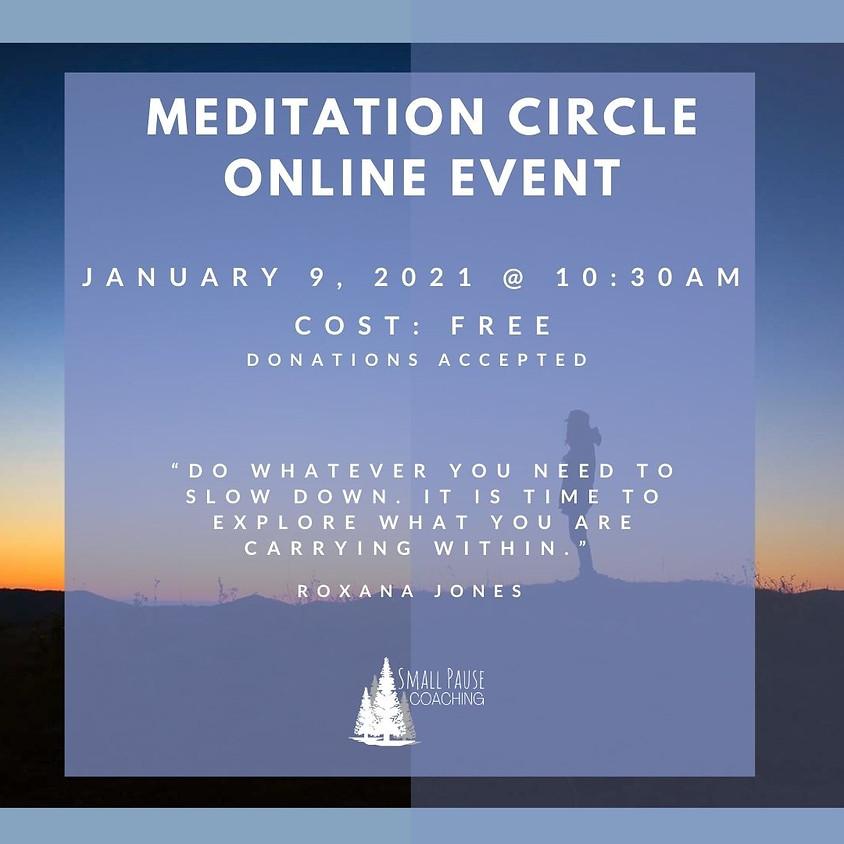Online Guided Meditation - The Stillness Inside
