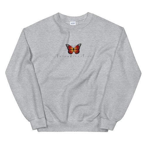 Women's Sweatshirt - Transformation
