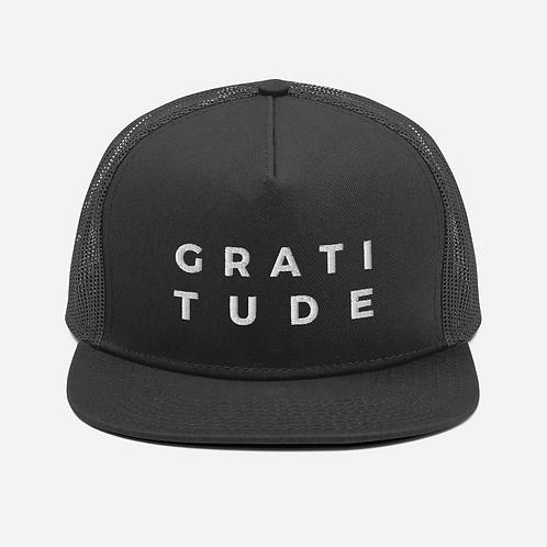 Mesh Back Snapback - Gratitude