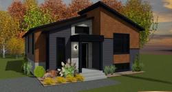 maison modèle