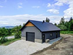 construction neuve garage détaché