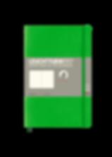 Paperback B6+ fresh green plain shadow.p