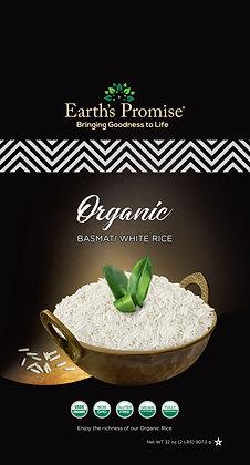 Organic Basmati White