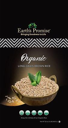 Organic Long Grain Brown
