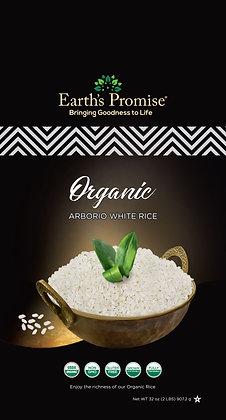 Organic Arborio White