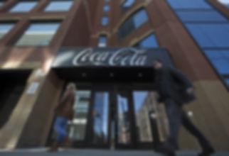 coca cola canada office exterior