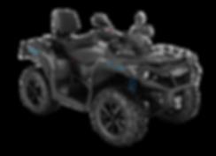 Quad 2020 Can Am Outlander Max XT 650T perpignan toulouges 66