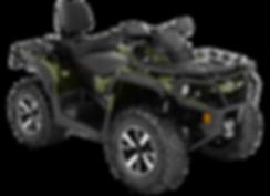 Outlander-MAX-LIMITED-1000R-Boreal-Green