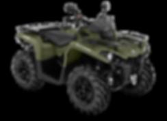quad Can Am Perpignan Outlander PRO 450 570 T 2020 au meilleur prix: neuf, occasion