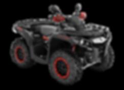 Quad 2020 Outlander X XC 1000T Can Am avec accessoires perpignan toulouges 66