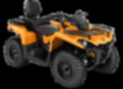 Oultander-MAX-DPS-570-Orange_3-4-front.p
