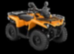 liberty to ride can am 2020 quad outlander DPS 450 570 T Perpignan spécialiste toulouges