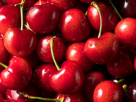 RECIPE: Chocolate Cherry Overnight Oats