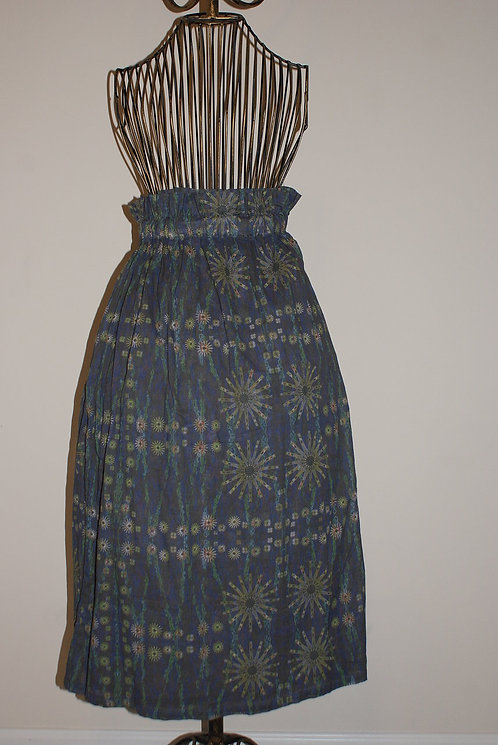 Blue Multipurpose Skirt