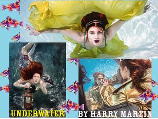 Underwater by Harry Martin