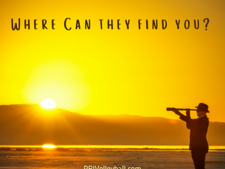 Where can they find you?