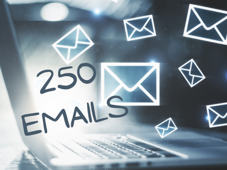 250 Emails