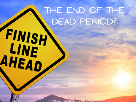The End of the Dead Period?