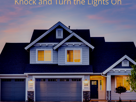 Knock and Turn the Lights On