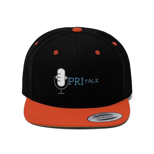 PRI Talk - Flat Bill Hat