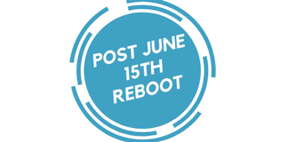 Post June 15th Reboot