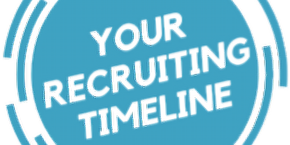Your Recruiting Timeline