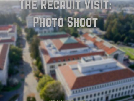 The Recruit Visit: Photo Shoot