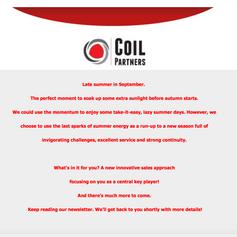 Copywriting Coil Partners