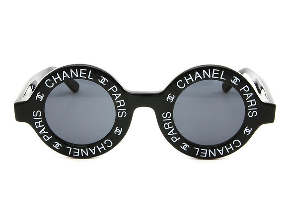 Chanel 01944 94305 Black