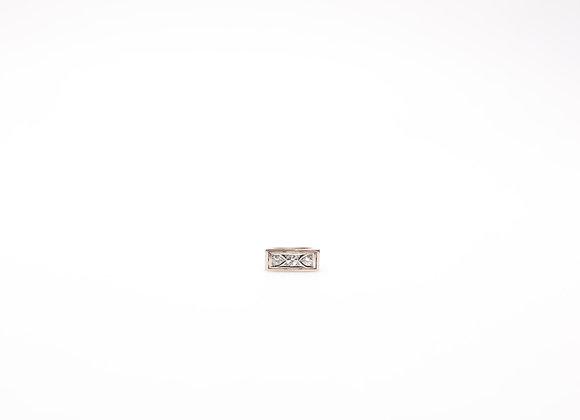 Mens Diamond Ring 0.45CT HP1 18K Gold