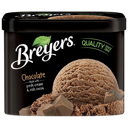 Breyers Chocolate Ice Cream 48 oz