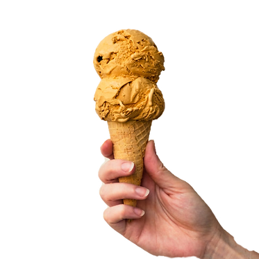 Molly Moon SALTED CARAMEL 18 oz SCOOPER'S PINTS