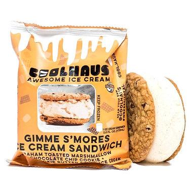 Coolhaus S'mores Ice Cream Sammie