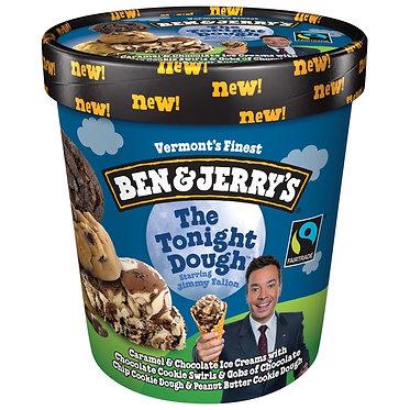 Ben & Jerry's The Tonight Dough™ Ice Cream 1 pt