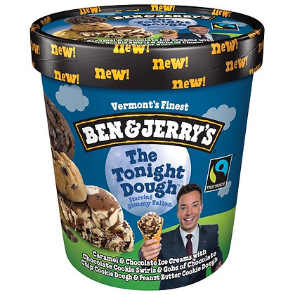 Ben & Jerry's The Tonight Dough™ Ice Cream 1 pt