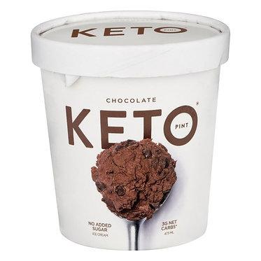 Keto Ice Cream, Chocolate 473 ml