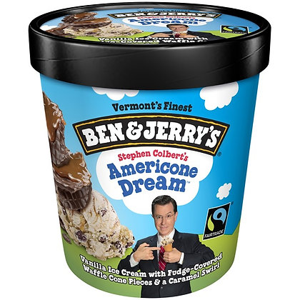 Ben & Jerry's Americone Dream Ice Cream 1 pt