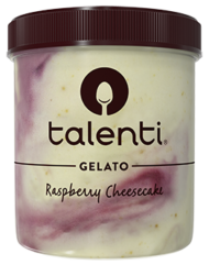 TALENTI RASPBERRY CHEESECAKE GELATO