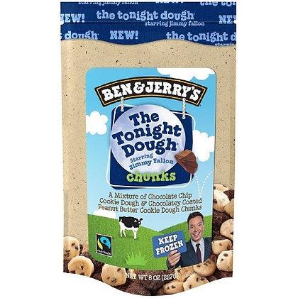 Ben & Jerry's Dough Chunks The Tonight Dough® Chunks 8 oz