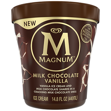 Magnum Milk Chocolate Vanilla