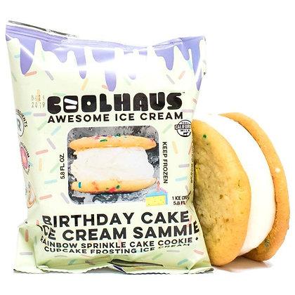 Coolhaus Birthday Cake Ice Cream Sammie