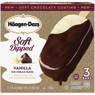 Haagen Dazs SOFT DIPPED Vanilla Ice Crea