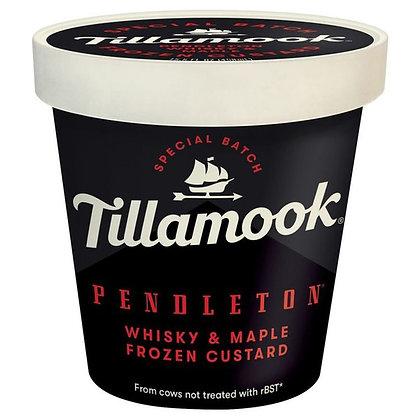 Tillamook Frozen Custard, Whisky & Maple 15.5 oz