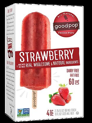GOOD POPS STRAWBERRY