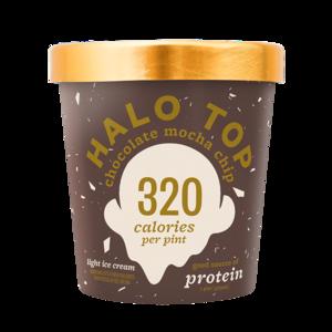 Halo Top Chocolate Mocha Chip