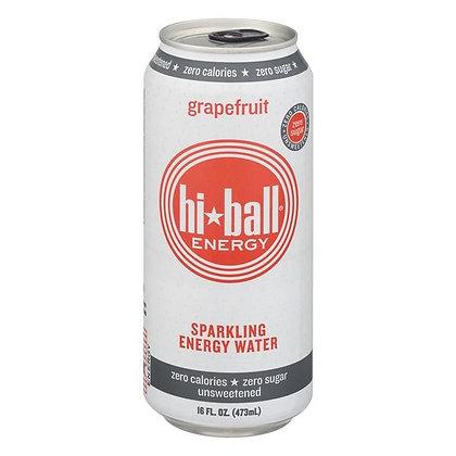 Hi-Ball Sparkling Energy Water Grapefruit 16.0 fl oz