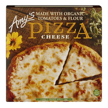 Amy's Pizza Cheese 13 oz