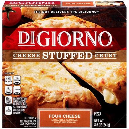 DiGiorno Cheese Stuffed Crust Four Cheese (Mozzarella, Parmesan, Asiago and Roma