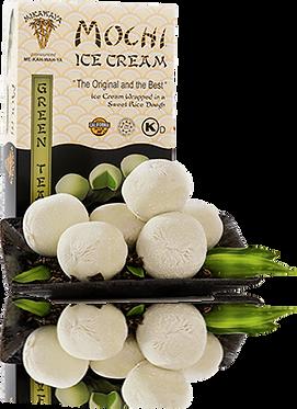 Green Tea Mochi Ice Cream